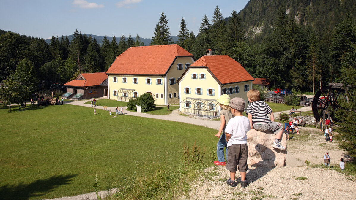 Holzknechtmuseum in Ruhpolding